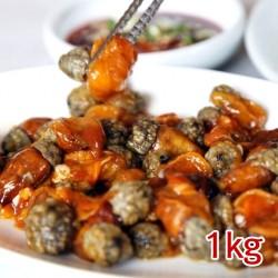 깐미더덕(통영산) 1kg